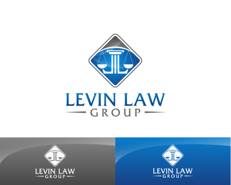 Law Offices Logo Law Logo Justice Scale on