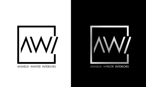 Logo for an architect and interior design company by alisw for Architecture design company