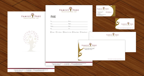 business card/stationary