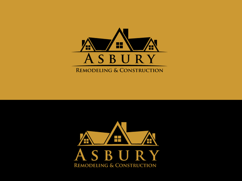 Asbury Remodeling & Construction A Logo, Monogram, or Icon  Draft # 11 by gugunte