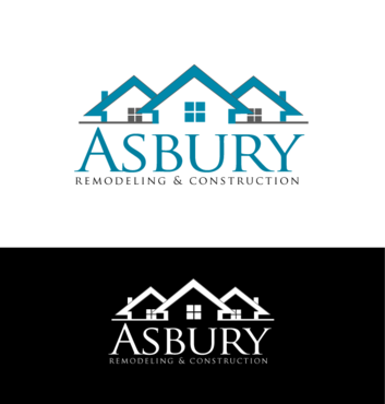 Asbury Remodeling & Construction A Logo, Monogram, or Icon  Draft # 13 by five5