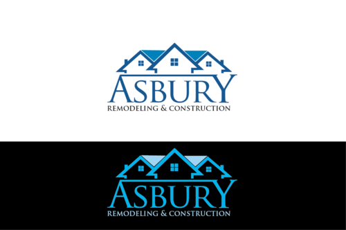 Asbury Remodeling & Construction A Logo, Monogram, or Icon  Draft # 44 by five5