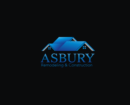 Asbury Remodeling & Construction A Logo, Monogram, or Icon  Draft # 49 by kolniks