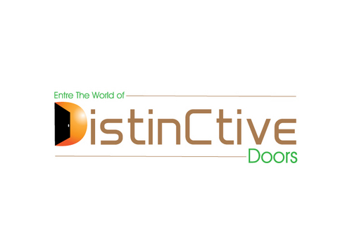 Distinctive Doors A Logo, Monogram, or Icon  Draft # 28 by mokora