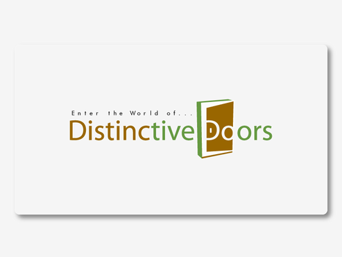 Distinctive Doors A Logo, Monogram, or Icon  Draft # 29 by gugunte