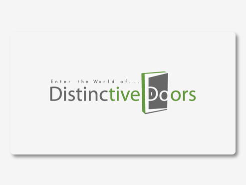 Distinctive Doors A Logo, Monogram, or Icon  Draft # 30 by gugunte