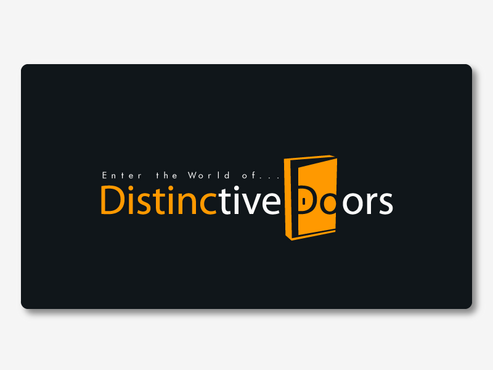 Distinctive Doors A Logo, Monogram, or Icon  Draft # 31 by gugunte