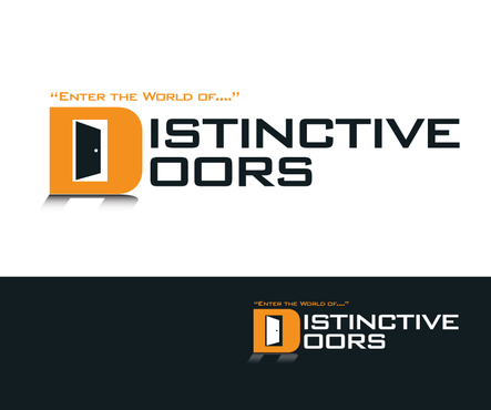 Distinctive Doors A Logo, Monogram, or Icon  Draft # 33 by mickle