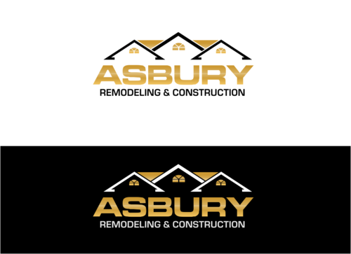 Asbury Remodeling & Construction A Logo, Monogram, or Icon  Draft # 52 by Nadya