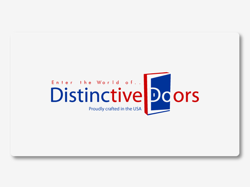 Distinctive Doors A Logo, Monogram, or Icon  Draft # 40 by gugunte