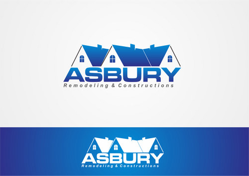Asbury Remodeling & Construction A Logo, Monogram, or Icon  Draft # 61 by demiara