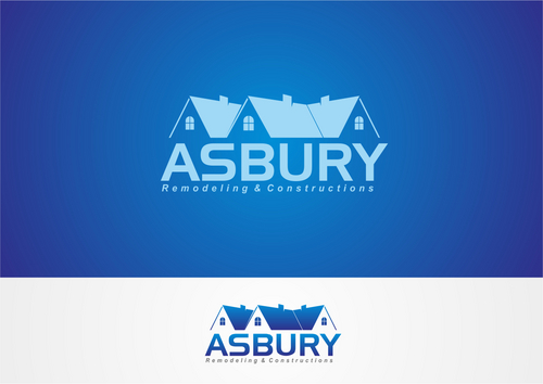 Asbury Remodeling & Construction A Logo, Monogram, or Icon  Draft # 62 by demiara