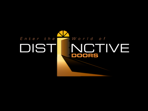 Distinctive Doors A Logo, Monogram, or Icon  Draft # 61 by WITTER