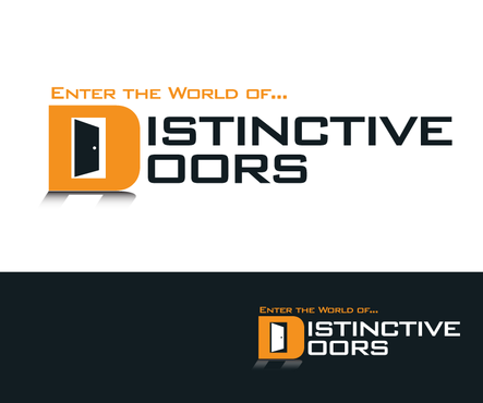 Distinctive Doors A Logo, Monogram, or Icon  Draft # 63 by mickle