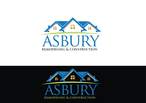 Asbury Remodeling & Construction A Logo, Monogram, or Icon  Draft # 64 by five5