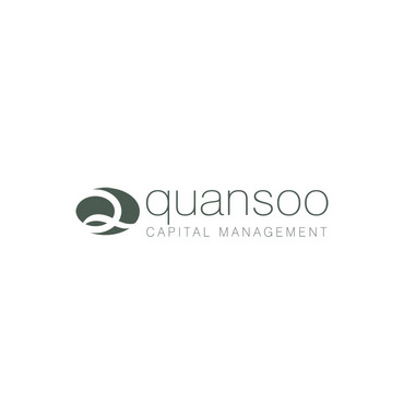 Quansoo Capital Management LLC (the LLC can be dropped) or QCM or Q (wt rest of co name) A Logo, Monogram, or Icon  Draft # 187 by Delfina