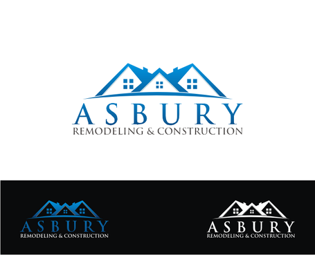 Asbury Remodeling & Construction A Logo, Monogram, or Icon  Draft # 71 by justin58