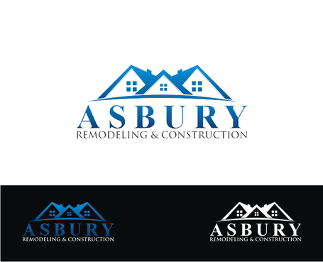 Asbury Remodeling & Construction A Logo, Monogram, or Icon  Draft # 72 by justin58