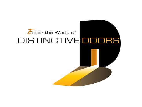 Distinctive Doors A Logo, Monogram, or Icon  Draft # 73 by WITTER