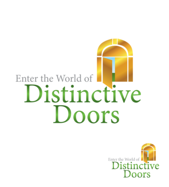 Distinctive Doors A Logo, Monogram, or Icon  Draft # 104 by fossv