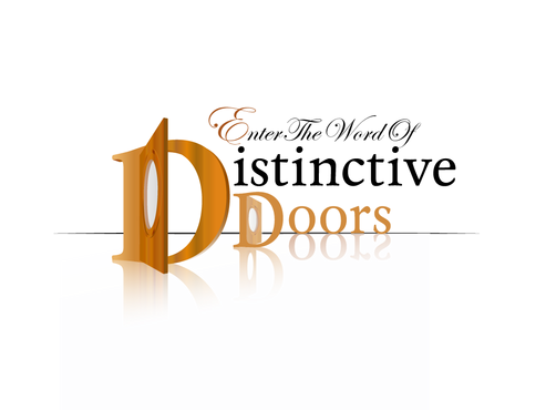 Distinctive Doors A Logo, Monogram, or Icon  Draft # 114 by WITTER
