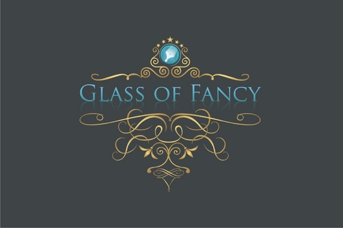 Glass of Fancy A Logo, Monogram, or Icon  Draft # 116 by colourhive