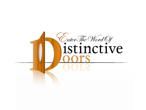 Distinctive Doors A Logo, Monogram, or Icon  Draft # 117 by WITTER