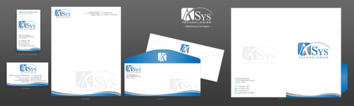 Business Cards, Letterhead and Envelopes