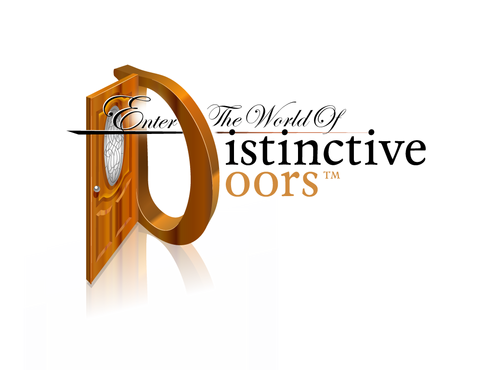 Distinctive Doors A Logo, Monogram, or Icon  Draft # 152 by WITTER