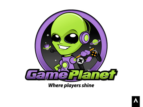 Game Planet  A Logo, Monogram, or Icon  Draft # 49 by Adwork
