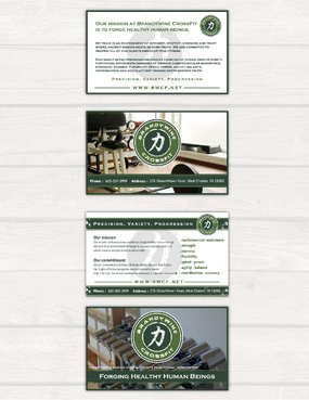 Flyer Marketing collateral Winning Design by Benoit