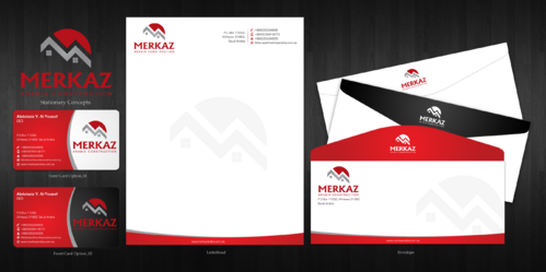 Business Cards, Note Pads, Envelopes, Letterhead , signboard etc.
