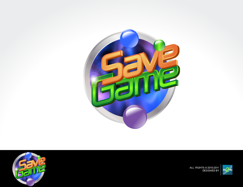 Save Game A Logo, Monogram, or Icon  Draft # 13 by ssi2info
