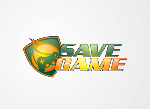 Save Game A Logo, Monogram, or Icon  Draft # 34 by kunza