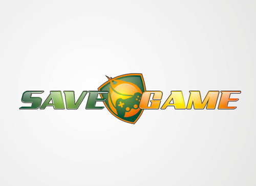 Save Game A Logo, Monogram, or Icon  Draft # 35 by kunza