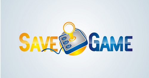 Save Game A Logo, Monogram, or Icon  Draft # 37 by creativemind