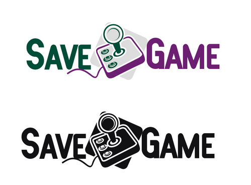 Save Game A Logo, Monogram, or Icon  Draft # 58 by creativemind