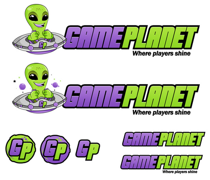Game Planet  A Logo, Monogram, or Icon  Draft # 71 by rachoud
