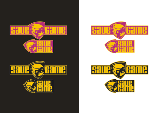 Save Game A Logo, Monogram, or Icon  Draft # 65 by kunza