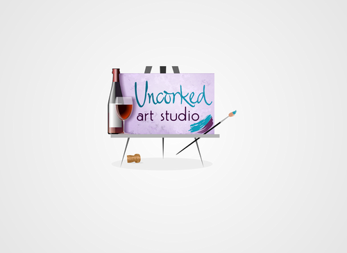 Uncorked Art Studio