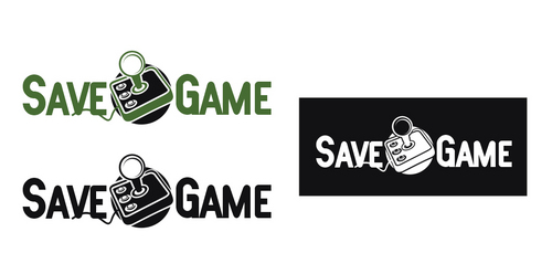 Save Game A Logo, Monogram, or Icon  Draft # 66 by creativemind