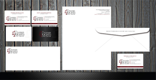 Small Law Firm needs new letterhead and cards