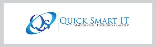 Quick Smart IT Business Cards and Stationery  Draft # 13 by creater