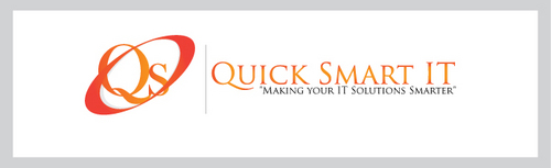 Quick Smart IT Business Cards and Stationery  Draft # 21 by creater