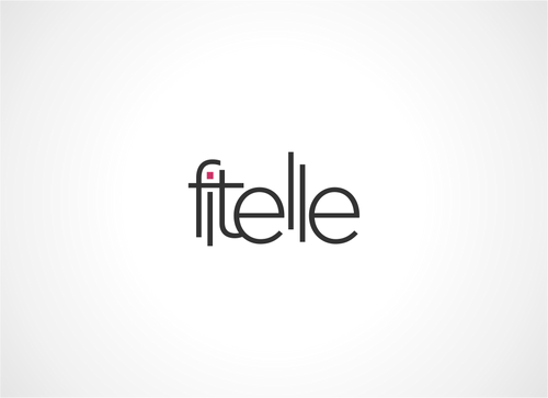 fitelle A Logo, Monogram, or Icon  Draft # 4 by cdnmike