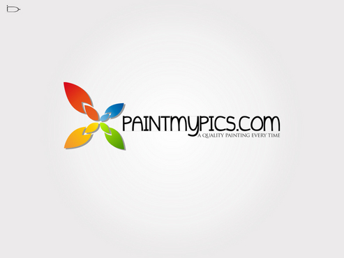 paintmypics.com A Logo, Monogram, or Icon  Draft # 24 by DDesign