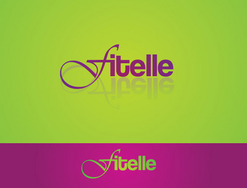 fitelle A Logo, Monogram, or Icon  Draft # 8 by Zorica