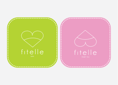 fitelle A Logo, Monogram, or Icon  Draft # 17 by suvuic