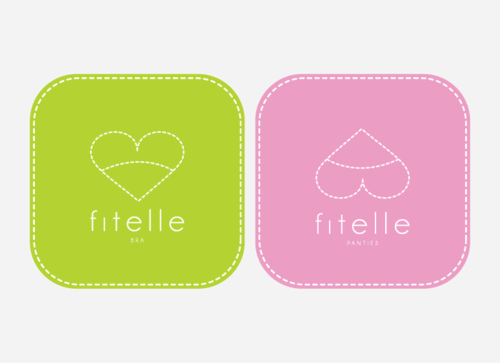 fitelle A Logo, Monogram, or Icon  Draft # 19 by suvuic
