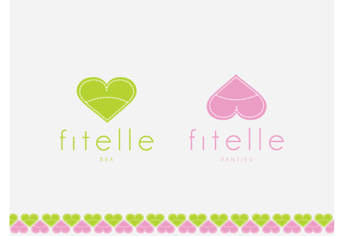 fitelle A Logo, Monogram, or Icon  Draft # 21 by suvuic